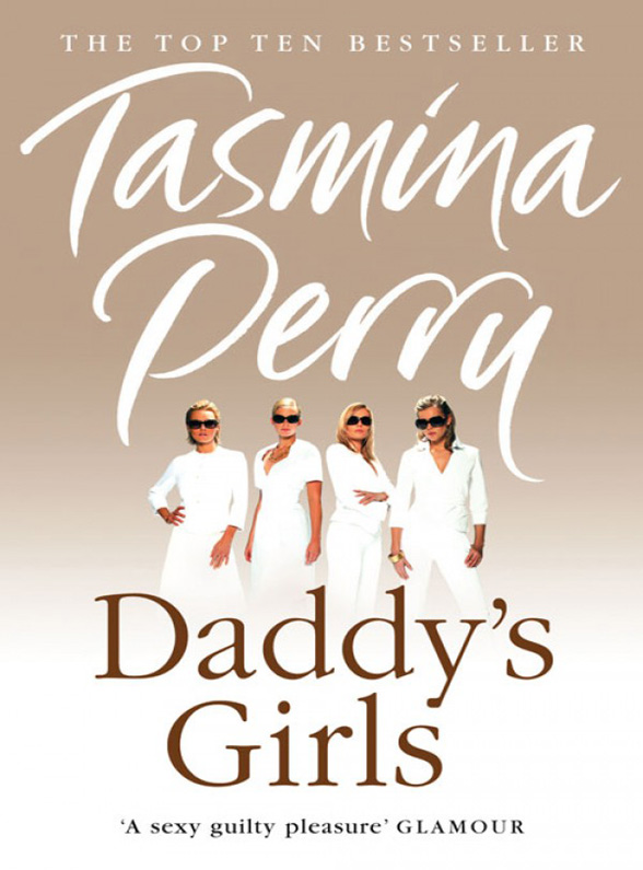 Tasmina Perry Daddy's Girls the secret lives of the amir sisters