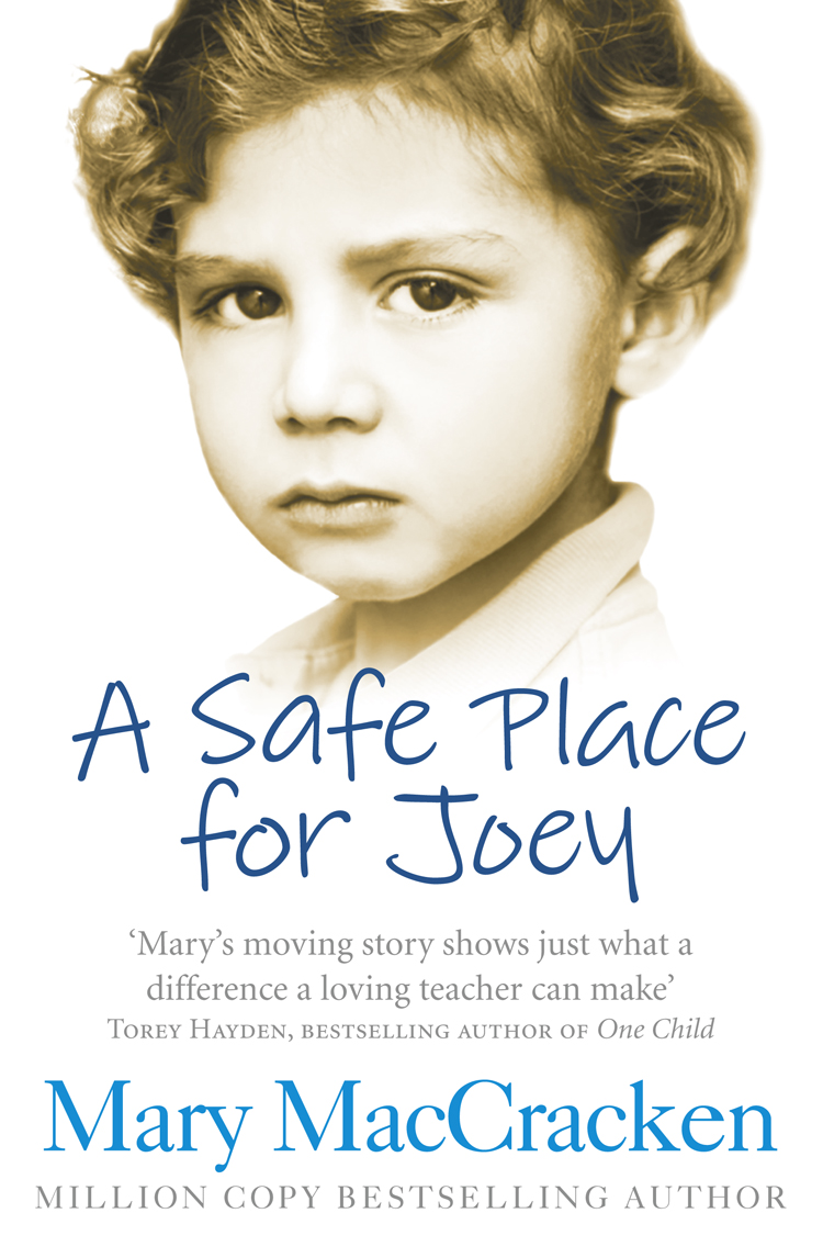 Mary MacCracken A Safe Place for Joey mary maccracken city kid