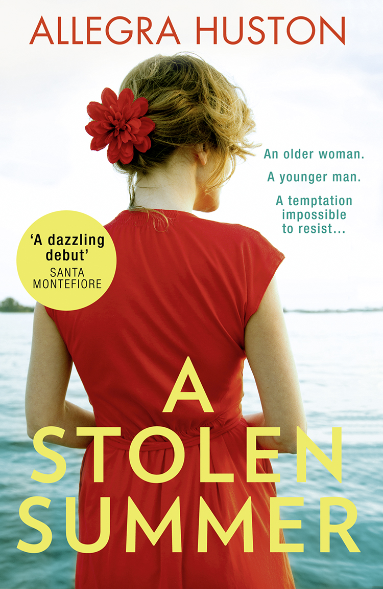 Allegra Huston A Stolen Summer елена чекулаева stolen lives