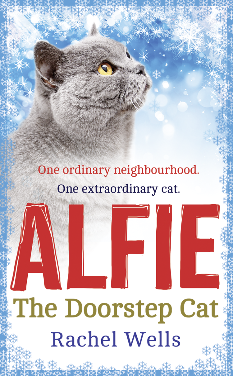 Rachel Wells Alfie the Doorstep Cat alfie s christmas