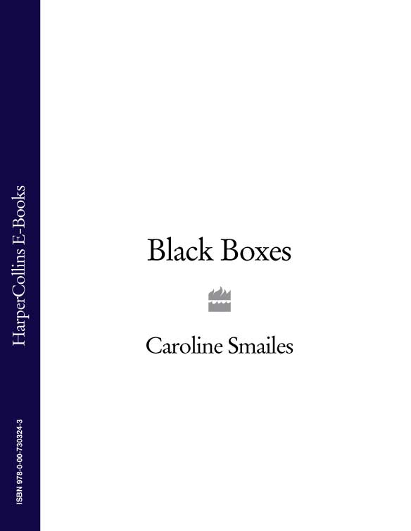 Caroline Smailes Black Boxes pip and posy the new friend