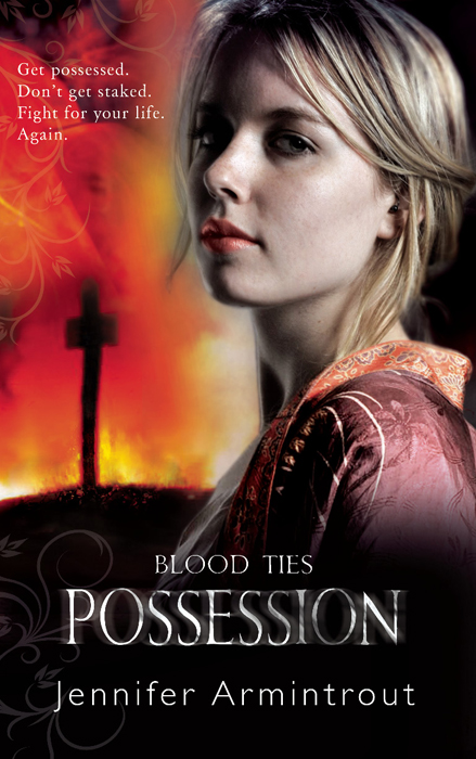 Jennifer Armintrout Blood Ties Book Two: Possession prison pit book two
