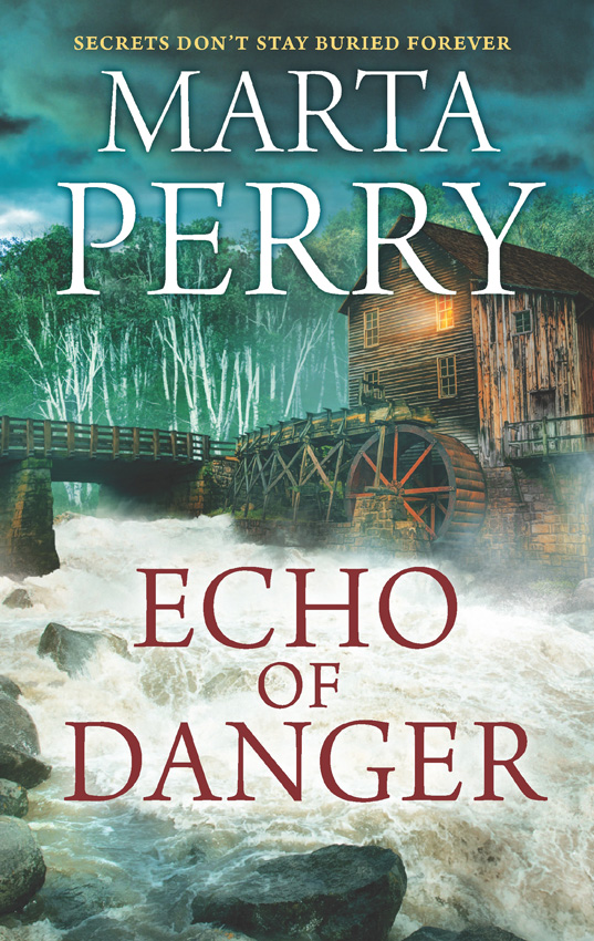 Marta Perry Echo Of Danger marta perry sound of fear