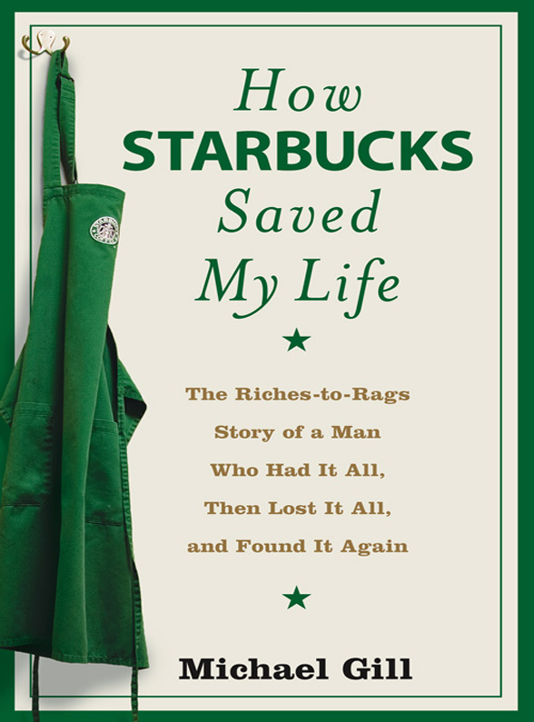 Michael Gill How Starbucks Saved My Life лобанов а субъективная экономика нового века