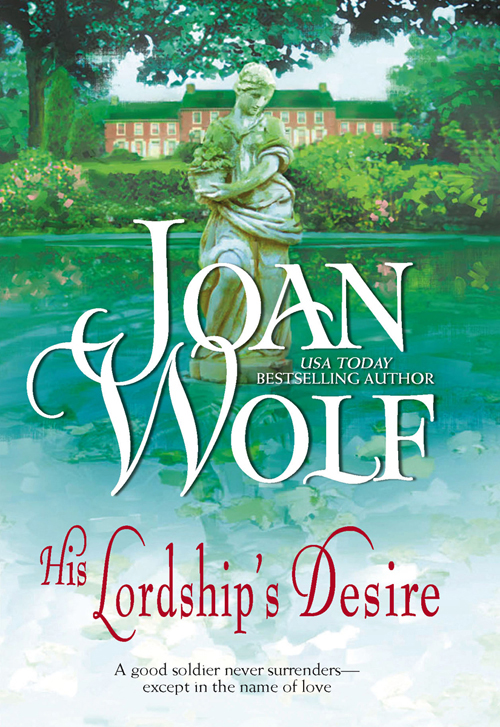 Joan Wolf His Lordship's Desire цены