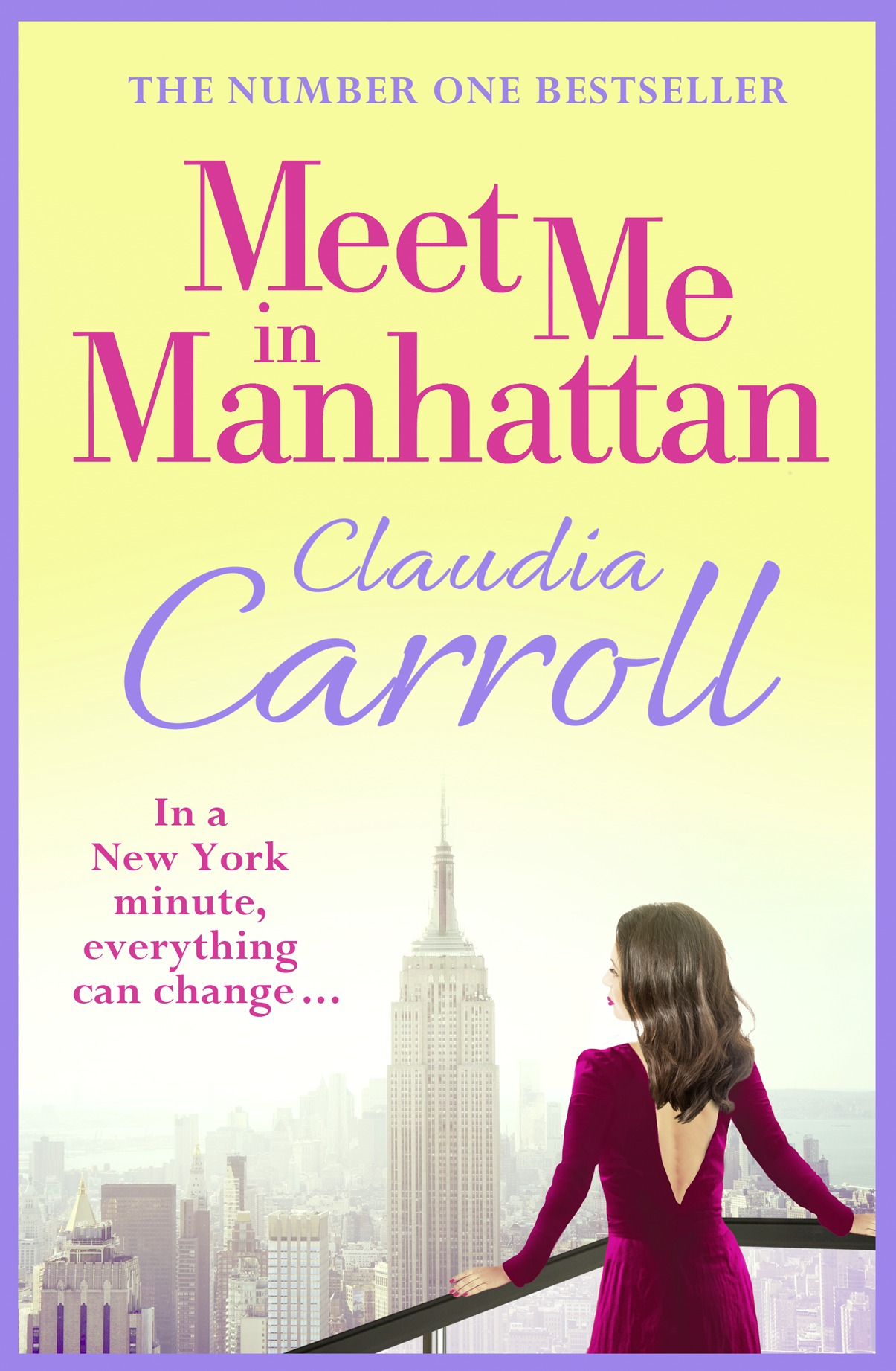 Claudia Carroll Meet Me In Manhattan