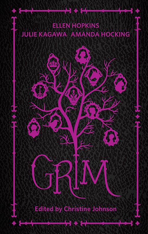 Christine Johnson Grim anthology an anthony anthology