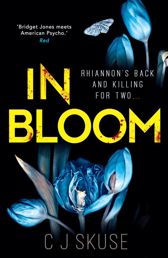 C.J. Skuse In Bloom in bloom графика