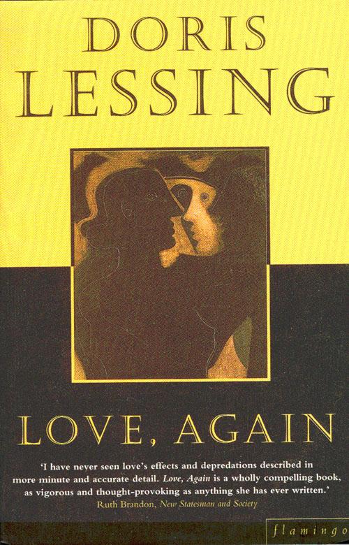 Doris Lessing Love, Again цена и фото