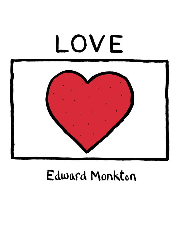 Edward Monkton Love цена и фото