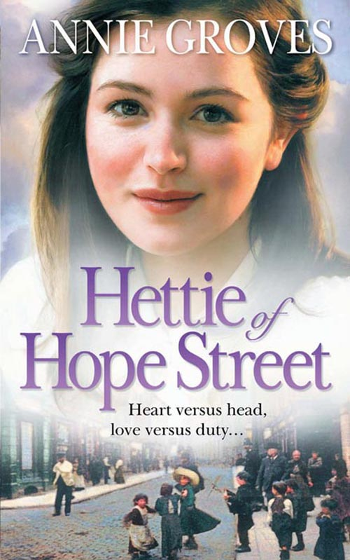 Annie Groves Hettie of Hope Street annie groves london belles