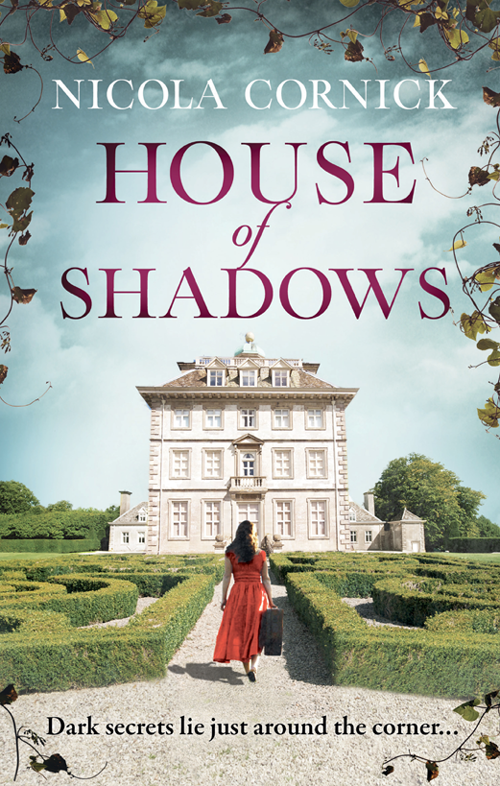 Nicola Cornick House Of Shadows: Discover the thrilling untold story of the Winter Queen sick of shadows
