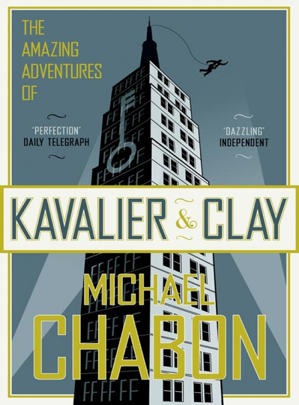 Michael Chabon The Amazing Adventures of Kavalier and Clay michael chabon werewolves in their youth
