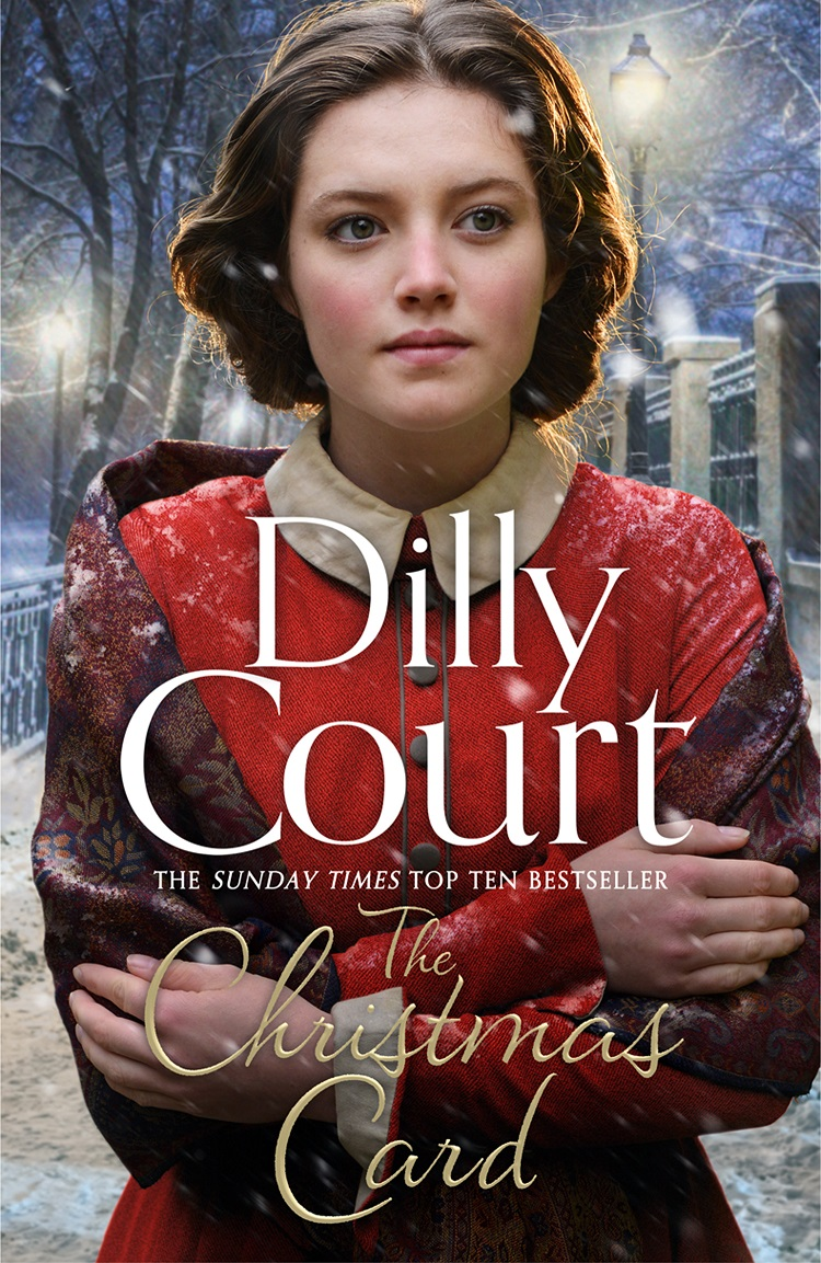 лучшая цена Dilly Court The Christmas Card: The perfect heartwarming novel for Christmas from the Sunday Times bestseller