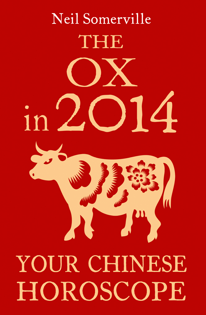Neil Somerville The Ox in 2014: Your Chinese Horoscope neil somerville the dog in 2014 your chinese horoscope