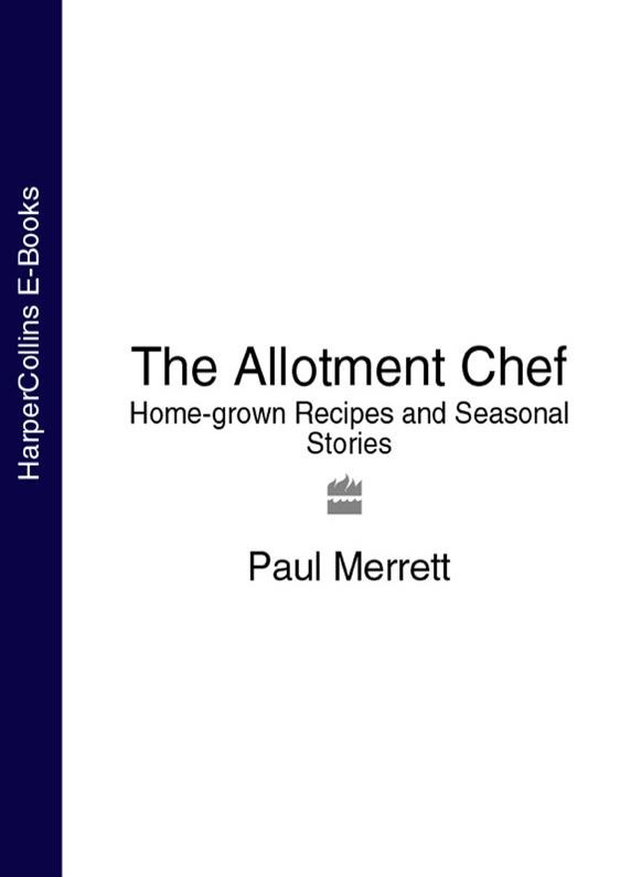 Paul Merrett The Allotment Chef: Home-grown Recipes and Seasonal Stories random chef print kitchen mat 1pc