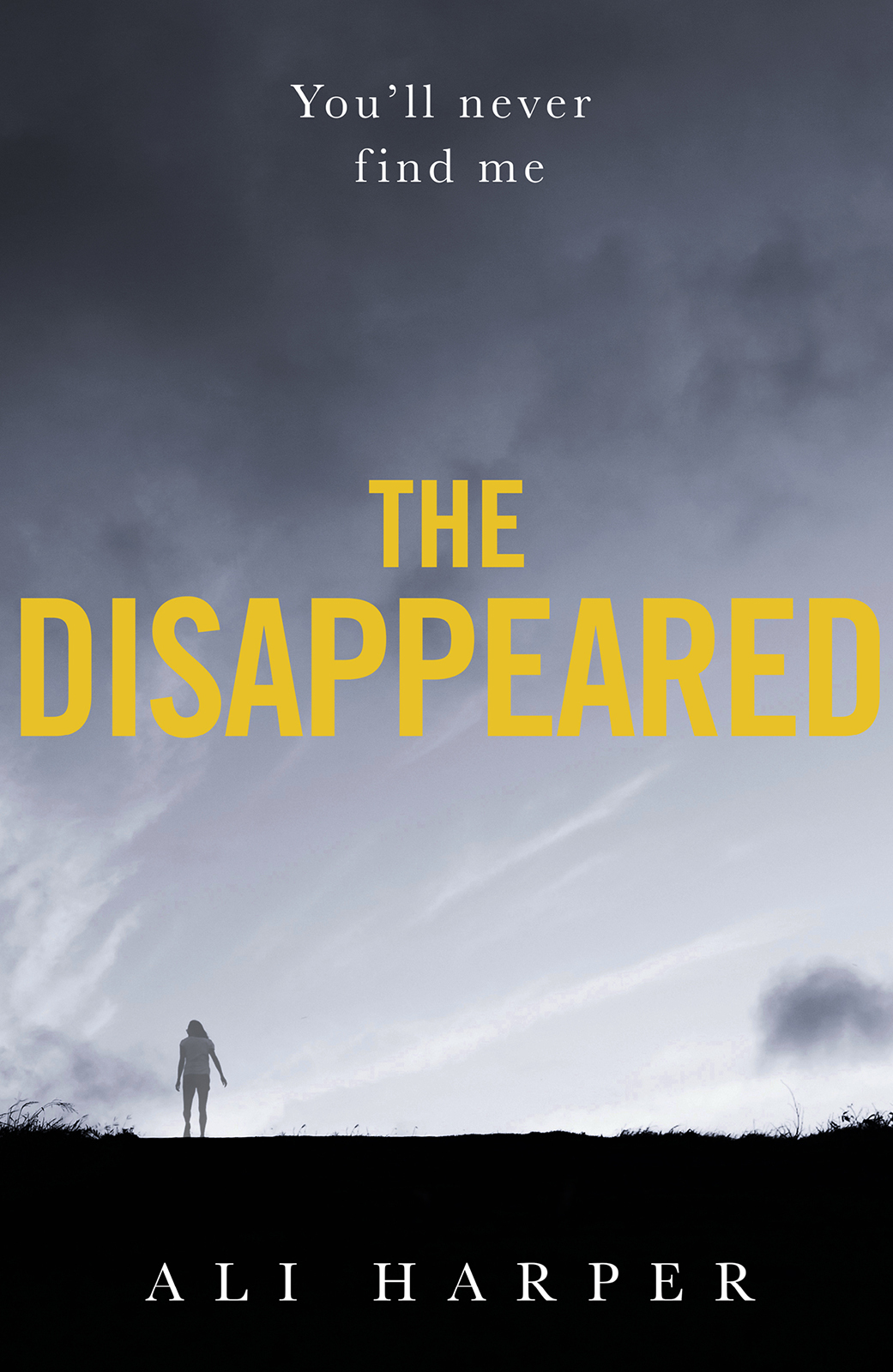 Ali Harper The Disappeared: A gripping crime mystery full of twists and turns! the graphic canon of crime and mystery vol 1