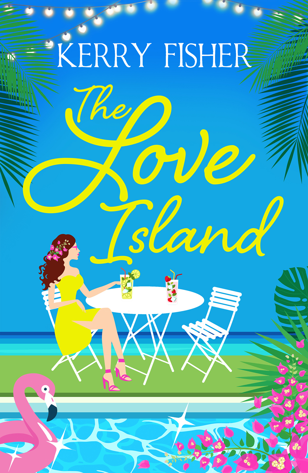 Kerry Fisher The Love Island: The laugh out loud romantic comedy you have to read this summer ultra loud bicycle air horn truck siren sound 120db