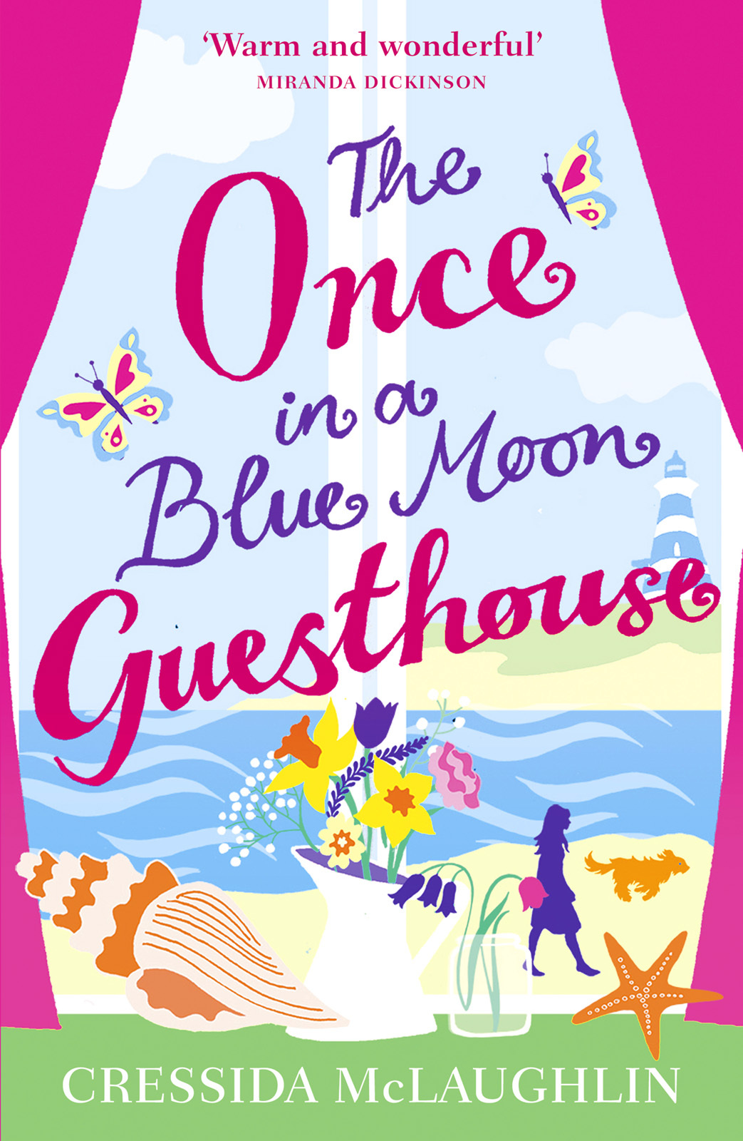 Cressida McLaughlin The Once in a Blue Moon Guesthouse: The perfect feelgood romance азимов а путеводитель по шекспиру английские пьесы