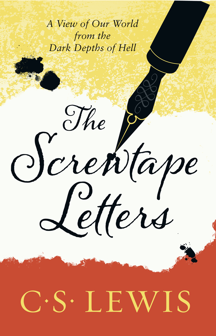 C. S. Lewis The Screwtape Letters: Letters from a Senior to a Junior Devil kipper s a to z