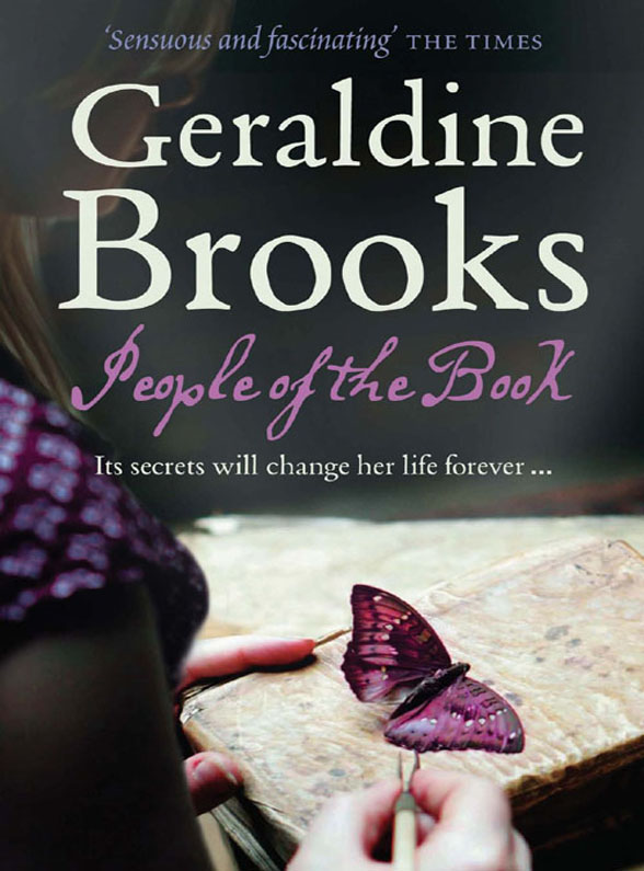 Geraldine Brooks People of the Book brooks f lift the flap counting book