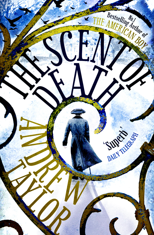 Andrew Taylor The Scent of Death emma page scent of death
