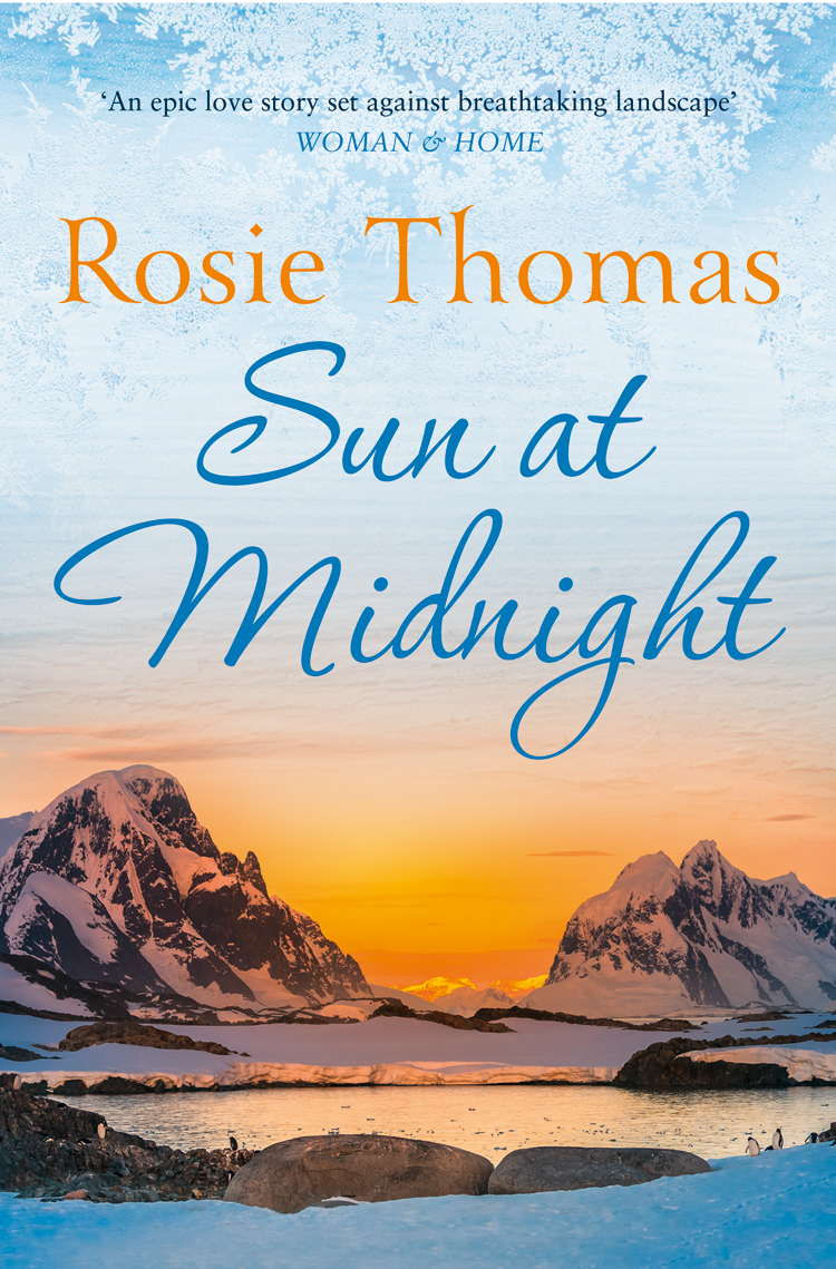 Rosie Thomas Sun at Midnight sophia james mistress at midnight