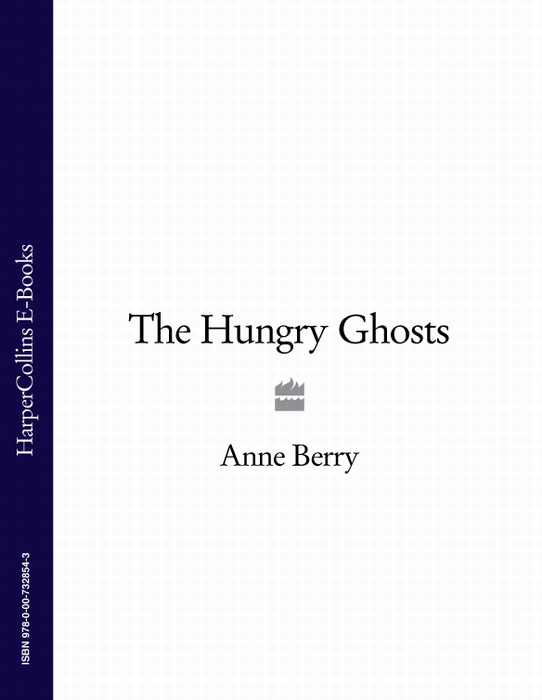 Anne Berry The Hungry Ghosts the ghosts of medak pocket