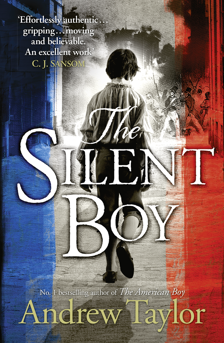 Andrew Taylor The Silent Boy andrew taylor the scent of death