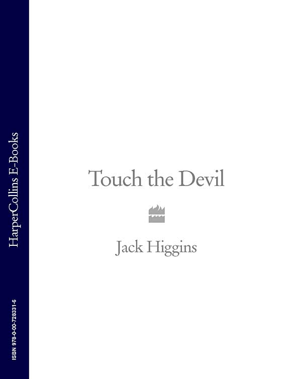 Jack Higgins Touch the Devil