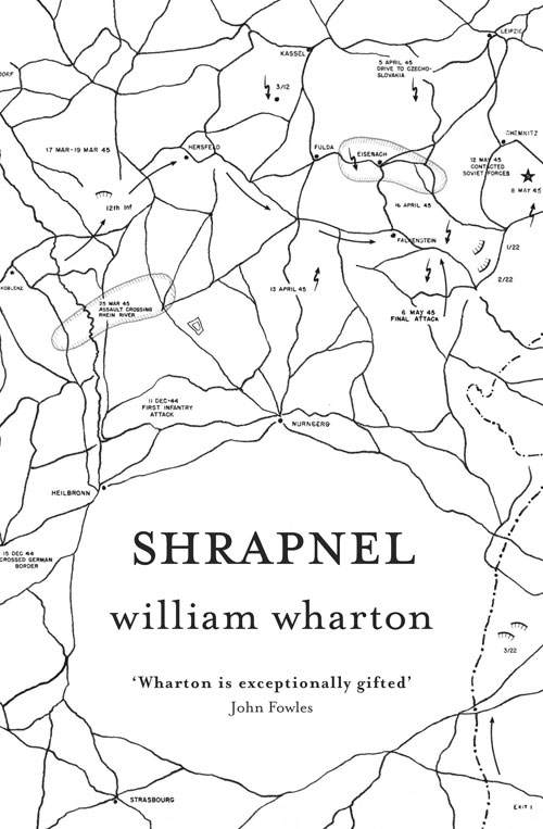 William Wharton Shrapnel william wharton franky furbo