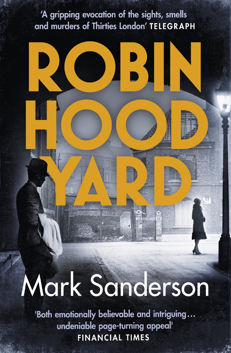Mark Sanderson Robin Hood Yard rdr cd [teen] robin hood