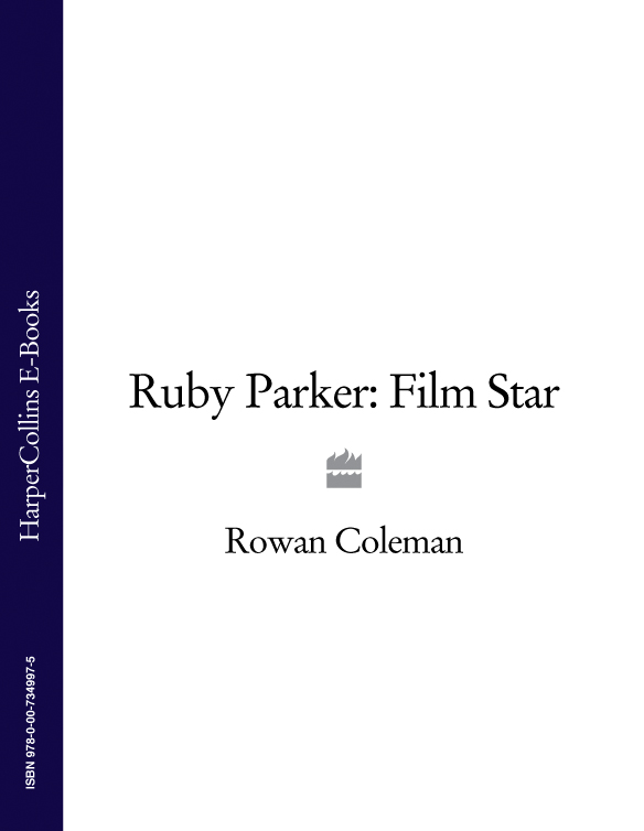 Rowan Coleman Ruby Parker: Film Star audition