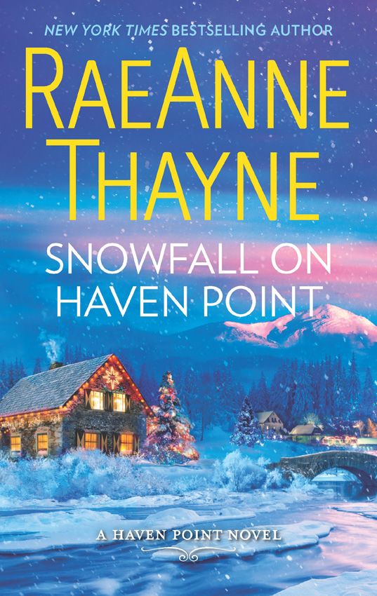RaeAnne Thayne Snowfall On Haven Point raeanne thayne a soldier s secret