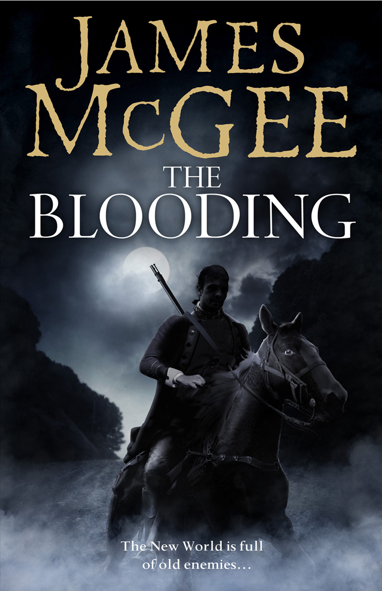 James McGee The Blooding