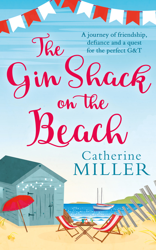 Catherine Miller The Gin Shack on the Beach catherine the great
