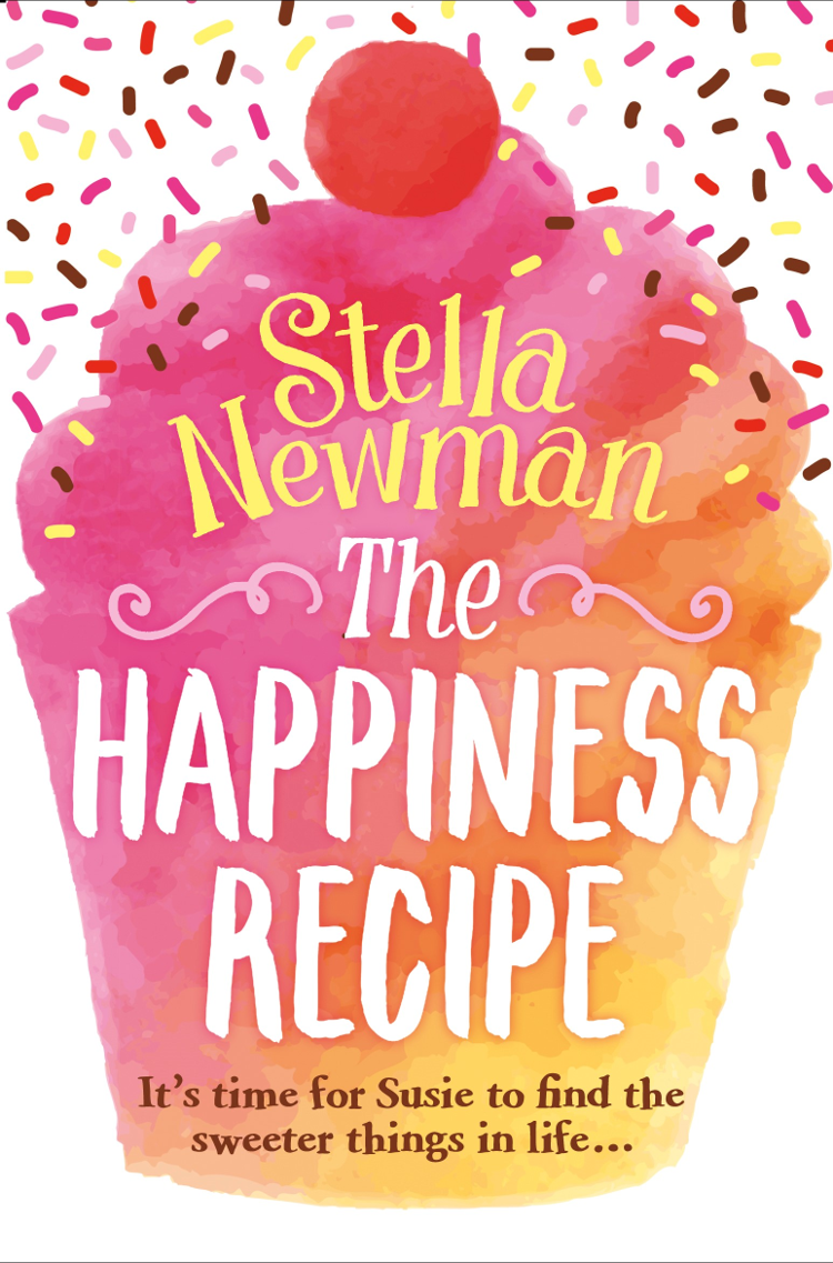 Stella Newman The Happiness Recipe newman w16 12v