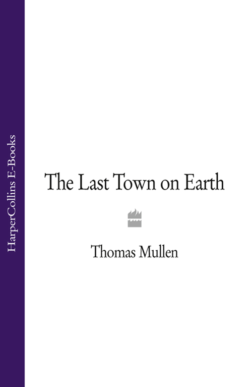 Thomas Mullen The Last Town on Earth the painter is in town level 5