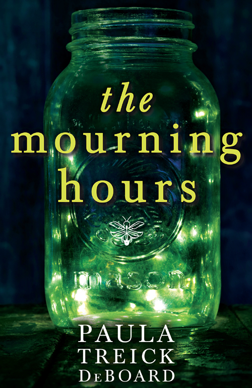 Paula DeBoard Treick The Mourning Hours chamomile mourning