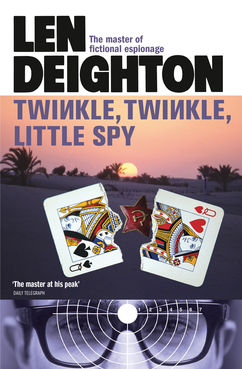 Len Deighton Twinkle Twinkle Little Spy the godfather level 4 cd