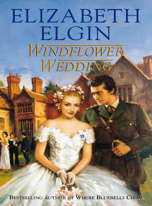 Elizabeth Elgin Windflower Wedding