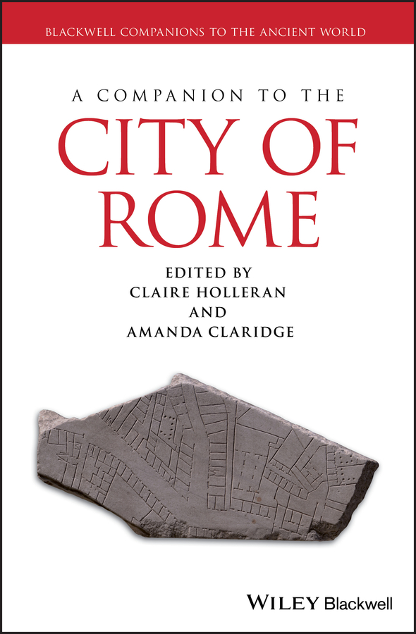 Amanda Claridge A Companion to the City of Rome a boulfroy rome