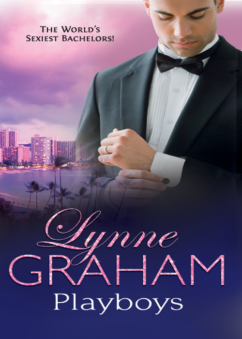 LYNNE GRAHAM Playboys: The Greek Tycoon's Disobedient Bride / The Ruthless Magnate's Virgin Mistress / The Spanish Billionaire's Pregnant Wife