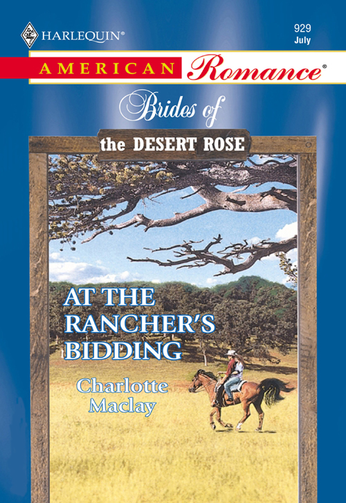 Charlotte Maclay At The Rancher's Bidding allie pleiter mission of hope