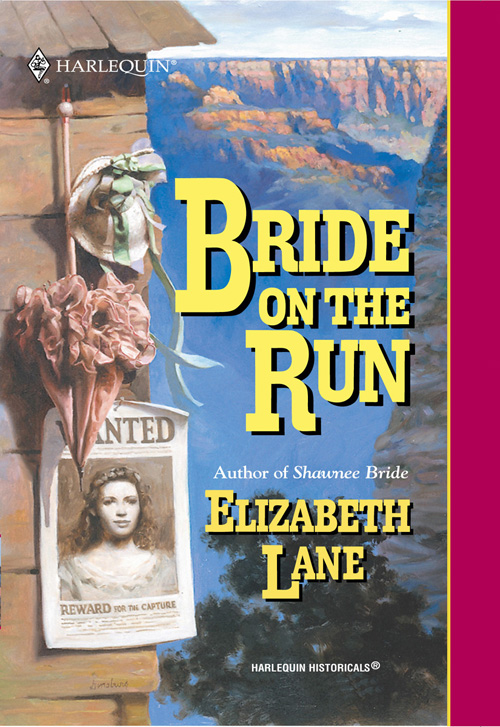 Elizabeth Lane Bride On The Run