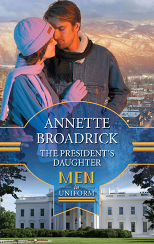 Annette Broadrick The President's Daughter