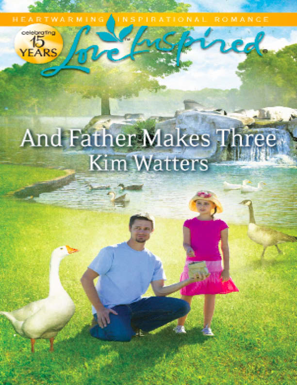 Kim Watters And Father Makes Three no second chance