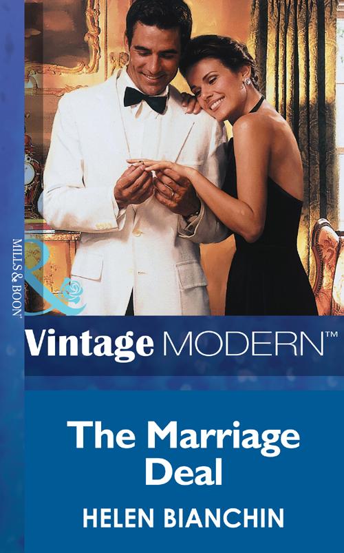 HELEN BIANCHIN The Marriage Deal helen bianchin seduction assignment the seduction season the marriage deal the husband assignment