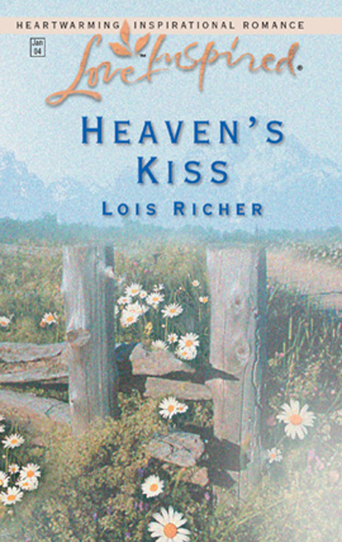 Lois Richer Heaven's Kiss sent gallen