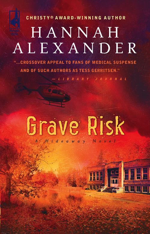 Grave Risk ( Hannah  Alexander  )